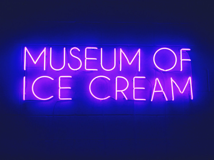 Museum of Ice Cream!