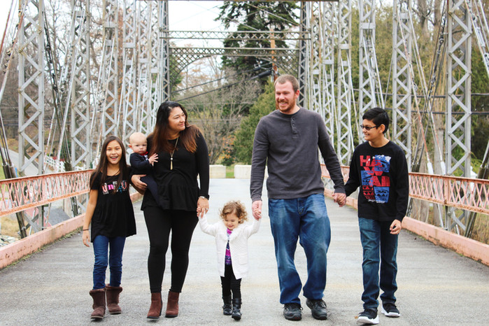 Thanksgiving Family Shoot