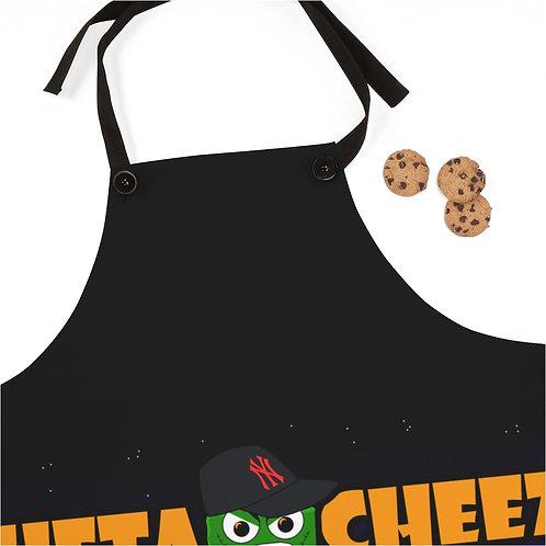 Cheta Cheez Halloween Apron