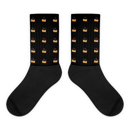 Mad Cheez Socks