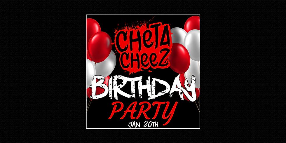 Cheta Cheez Birthday Party