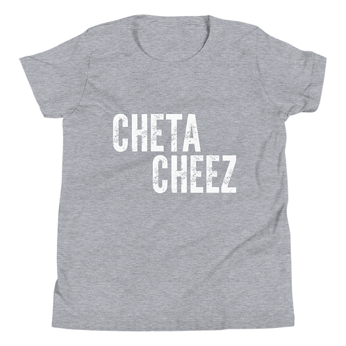 """""""Cheta Cheez"""" Youth T-Shirt"""
