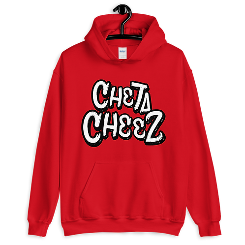 Red Cheez Hoodie