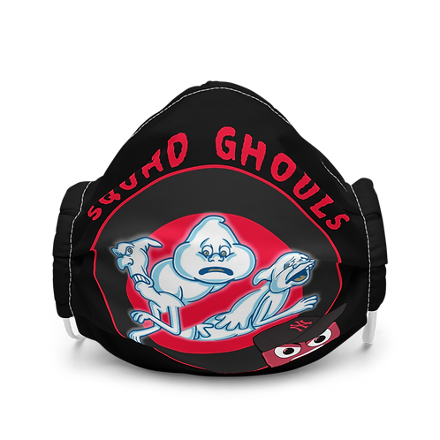 Squad Ghouls Face Mask