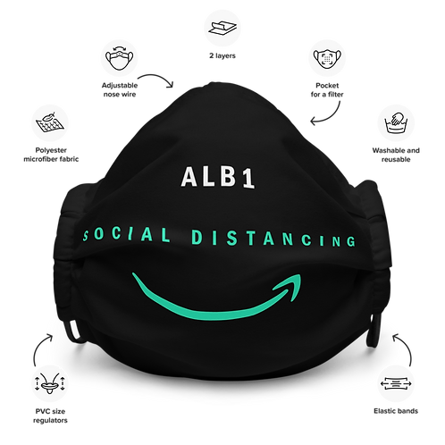 ALB1 SD Face Mask