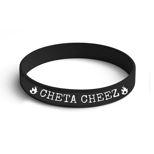 Cheta Cheez Music Wristband