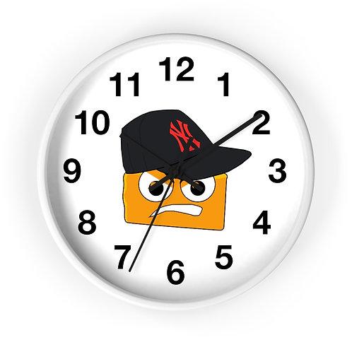 Mad Cheez Clock