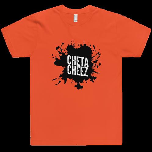 Men's Cheta Cheez Splatter T-Shirt