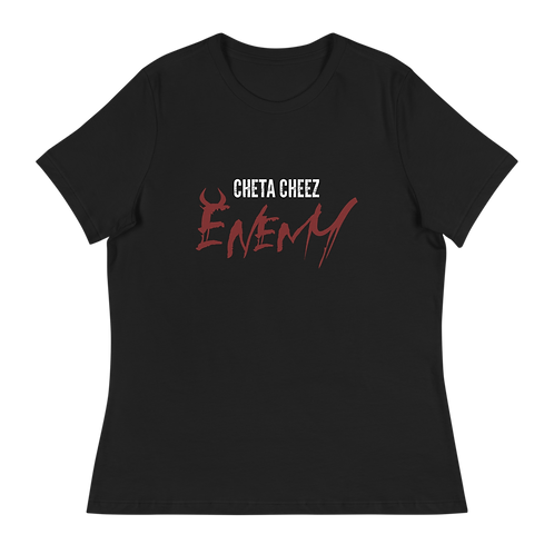 Women's Enemy T-Shirt