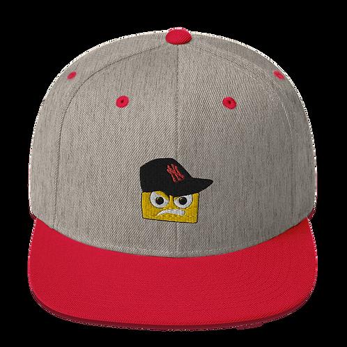 Mad Cheez Snapback Hat