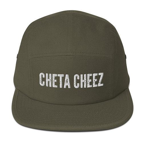 Cheta Cheez Five Panel Cap