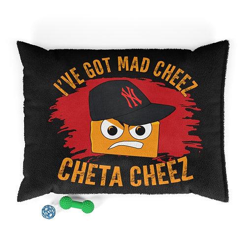 Cheta Cheez Dog Bed