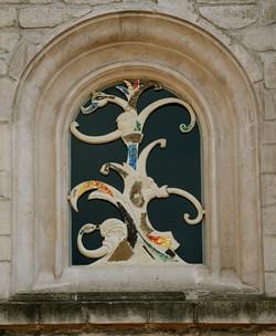 Eglise Fresnes-Detail Face 4