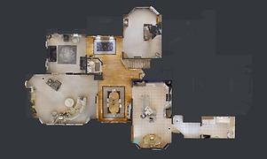 3D Matterport Floor Plan