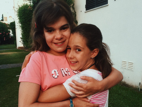 Inspired – the story of a sibling from Portugal