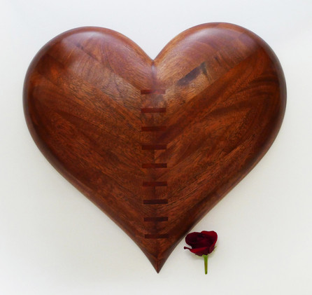 Mended Heart Wall Sculpture
