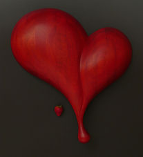 Teardrop Heart Wall Sculpture_edited.jpg