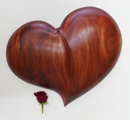 Healing Heart Wall Sculpture