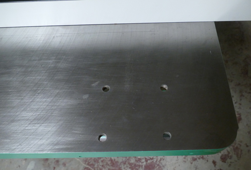 Pre-drilled for Standard Stock Feeder Base