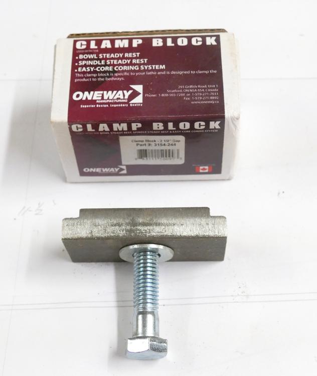 Extra Clamp Bock