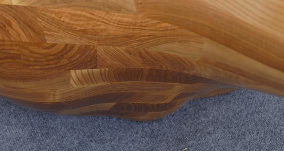 Zaftig Pear Coffee Table Base Detail