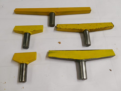 Five Tool Rests