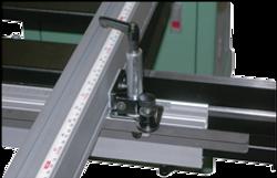Miter Angle Adjustment Rail w/Stop