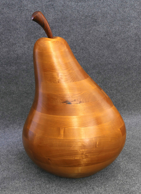 Alder Pear Floor Sculpture