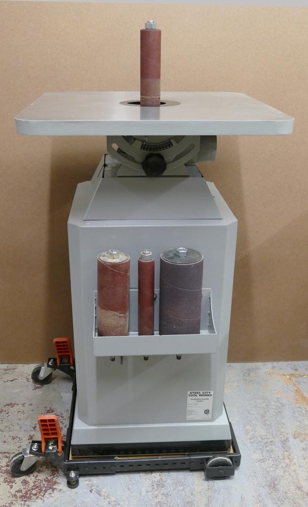 Steel City Oscillating Spindle Sander