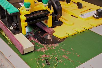 Router Table Tapering