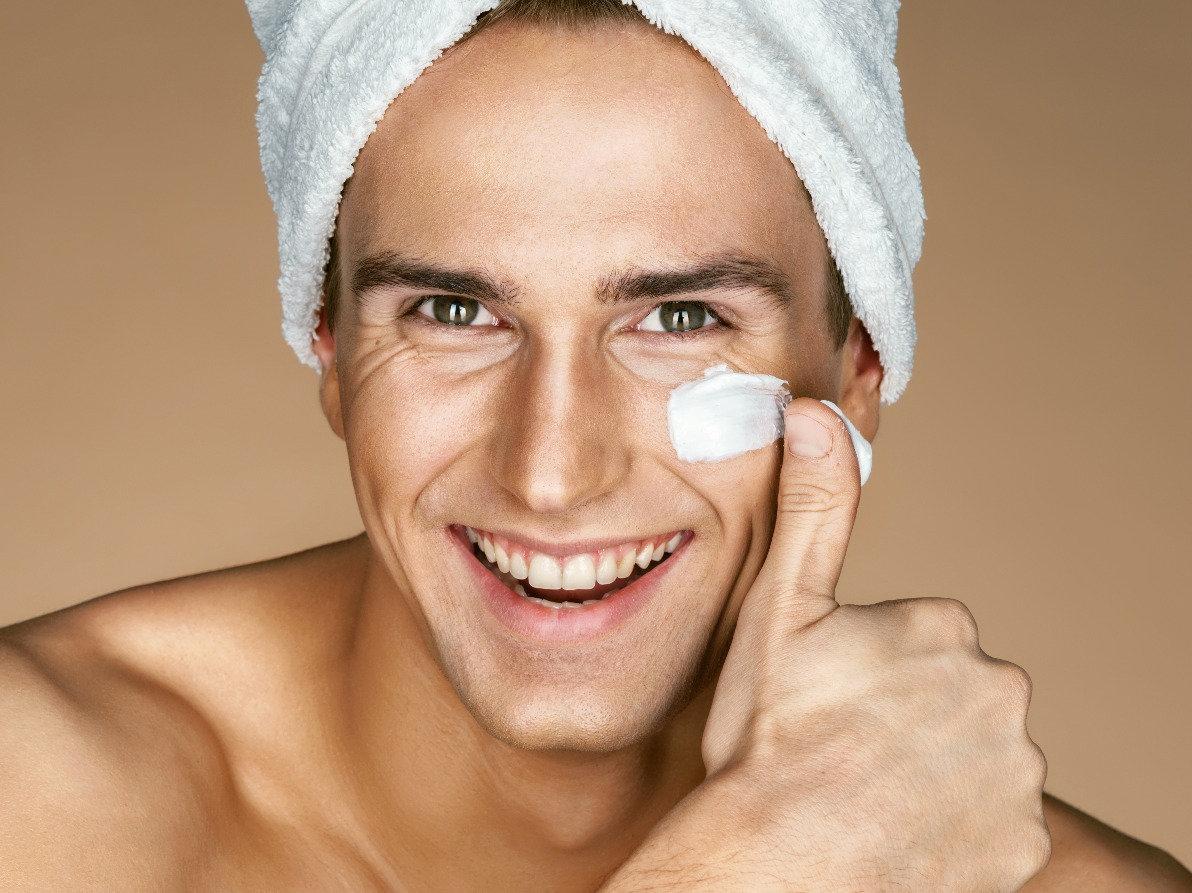 Basic Man Skin