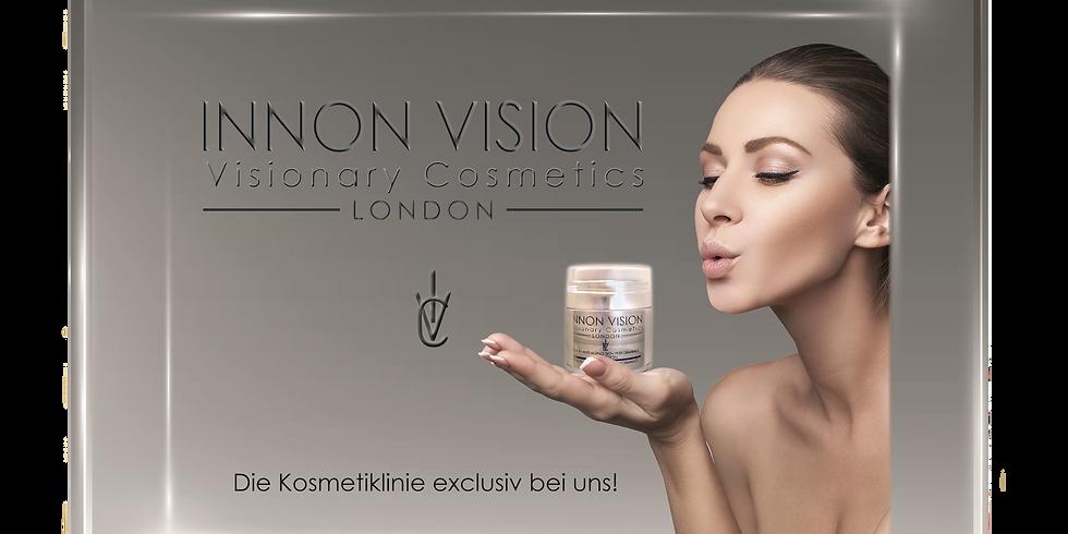 Markteinführung der INNON VISION Kosmetiklinie