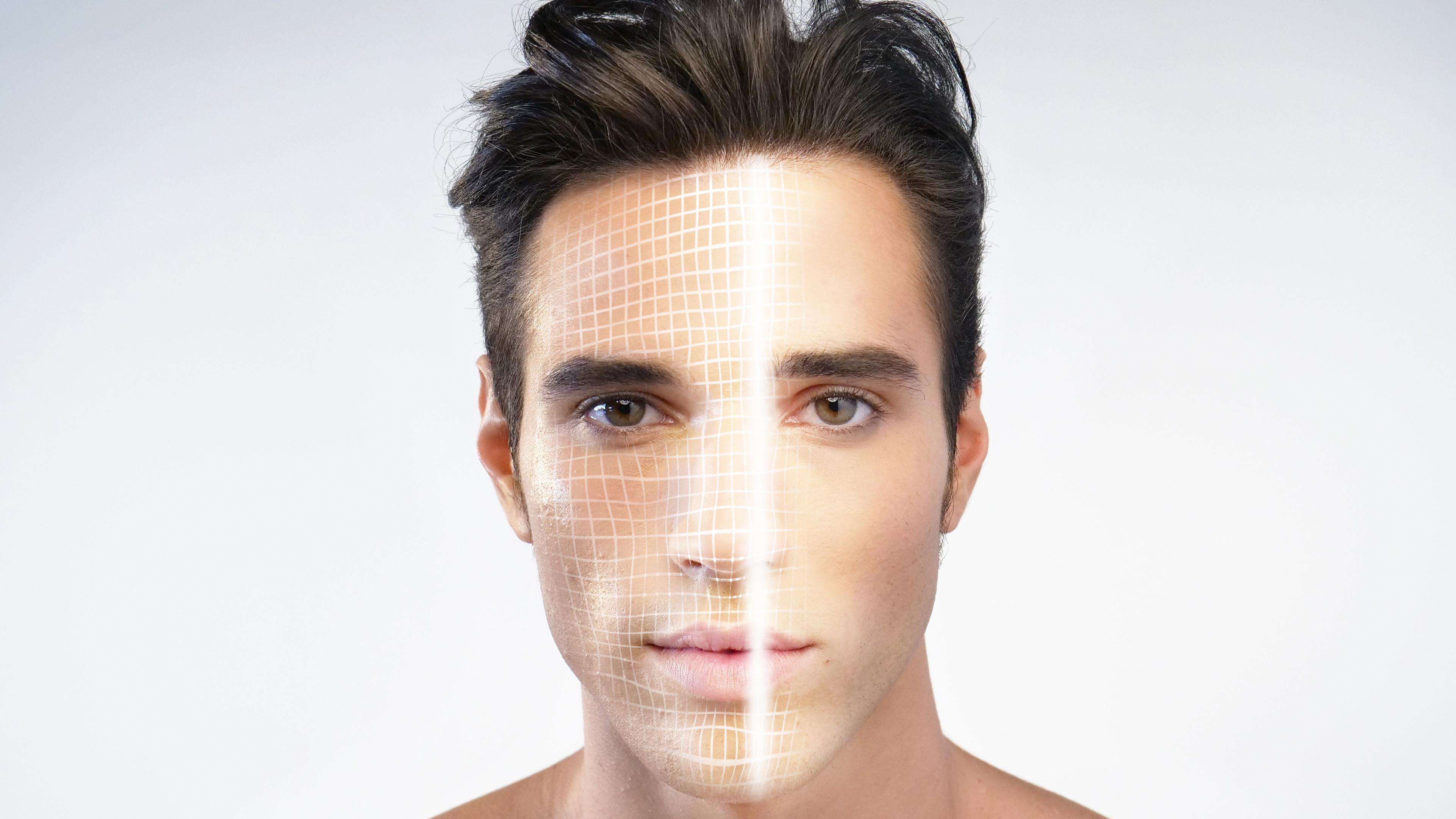 Face Care Anti-Aging Man
