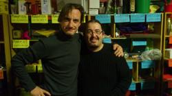 con Dani Daortiz