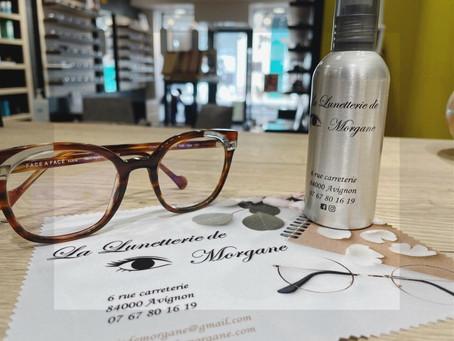 Comment entretenir vos verres de lunettes