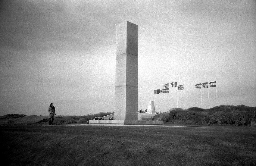 Utah Beach Monument