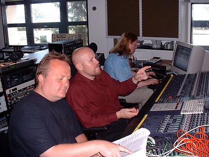 TV, Heikki Keskinen & Juha Heininen Hips