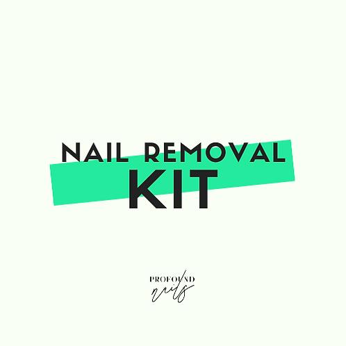 Nail Removal Kit