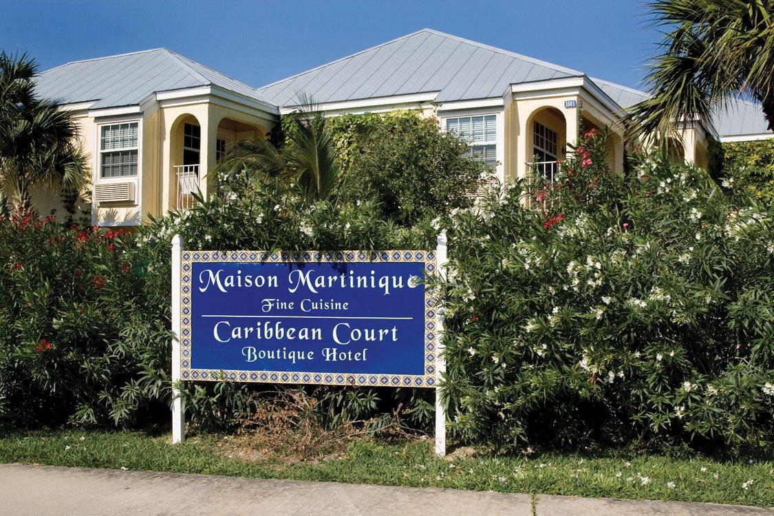 Caribbean Court