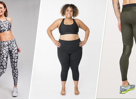The best workout leggings, according to fitness professionals