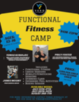 Functional Fitness Camp