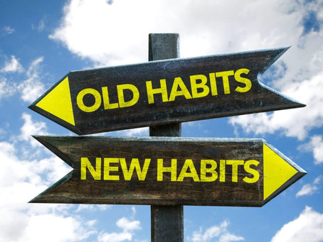 Covid-19 Check In - New Habits