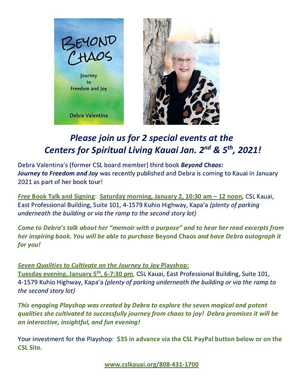 Beyond Chaos Kauai Events Flyer rev 10-7