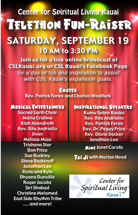 FINAL One Up CSL Telethon Poster.jpg