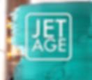 Jet age glass