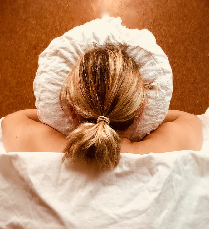 Massage Therapy is an excellent healing modality for Mental Health