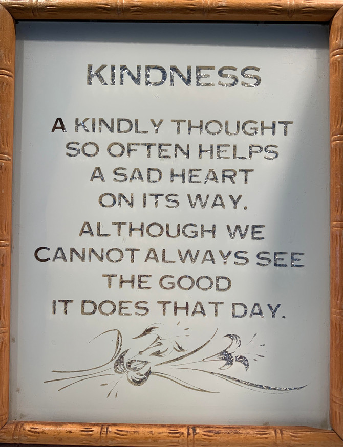 Be Kind Online:  Fear, Righteousness and Judgement