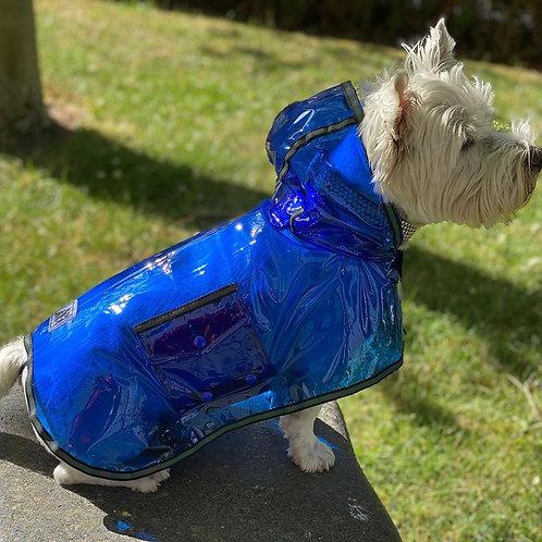 Summer Raincoat with pocket detail