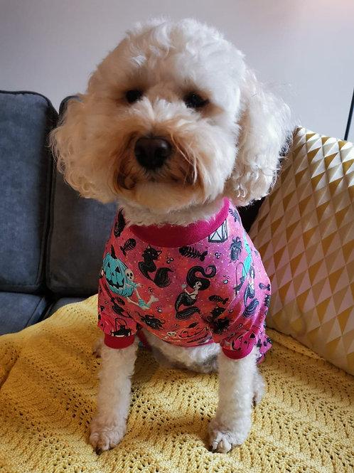New Ready to Wear Halloween PJ's in Pink