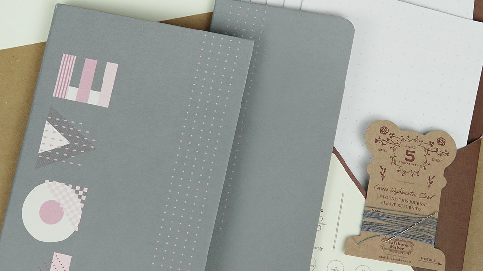 L. O. V. E. (Bind Your Own Notebook Kit)